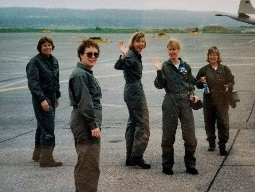 Christine Wendt- my american legion story